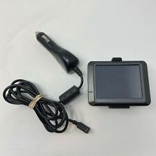 Garmin Nuvi 255 Portable Gps W/ Charger Missing Stand Tested Working