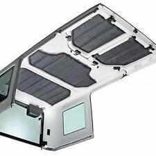 Gray Hardtop Sound Deadener & Insulation For Jeep Wrangler JK 4 Doors 2007-2010