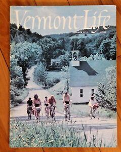 Vermont Life Magazine Summer 1974 Vintage Back Issue Print Edition