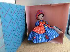 "8"" Madame Alexander Doll In Original Box Dolls Of The World Jamaica 542"