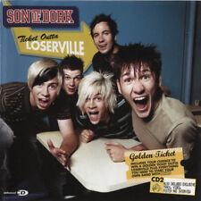 Son Of Dork - Ticket Outta Loserville - CD Single Enh CD2 REAR INLAY MISSING