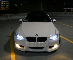 Pair D1S Bulbs Xenon White 5000K Dipped Beam Headlights BMW E90 E91 2005-2012