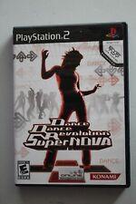 Dance Dance Revolution Supernova (PS2)