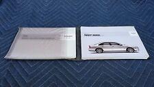 Volvo S80 2006 Owner's Manual Set OEM    0473