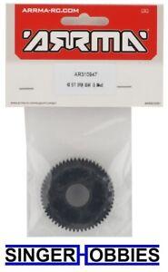 Arrma 3S BLX HD 0.8MOD Spur Gear 57T Granite,Senton,Typhon,Big Rock ARA310947 HH