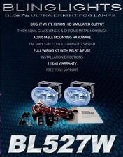 2010-2011 Honda CR-V Xenon Fog Lamps Lights CRV 10 11