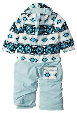 $149 TNF North Face Toddler Insulated Waterproof Snowsuit Jumpsuit 5T One Piece