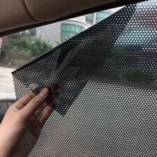 2pcs Network Insulation sunscreen electrostatic film UV Sticker Car Sunshade_JO