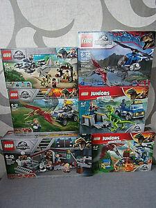 Lego Jurassic World Various Set's for Selection - Nip