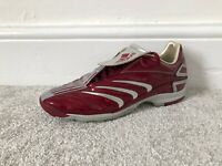 Size 8 Adidas Absolado TRX TF Red Astro Turf 3G Football Trainers Indoor EU 42