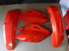 RACE TECH ORANGE/red HONDA PLASTIC KIT CRF250R CRF250 2004 2005