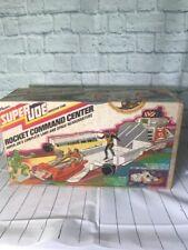 Hasbro Super Joe Adventure Team Rocket Command Center New In Sealed Box GI Joe