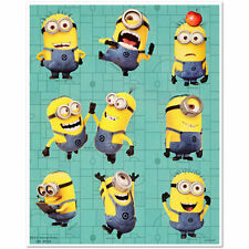 Despicable Me 2 Minions Stickers Party Favours