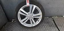 "AUDI A3 18"" Inch Alloy Wheel 225/40/18 Tread 7mm 13 to 19 +Warranty"