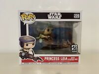 Princesse Leia sur son speeder - FUNKO POP! Vinyl Bobble-Head #228 - Star Wars