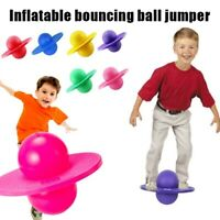 LARGE EXERCISE RETRO 60CM JUMP SPACE HOPPER TOY KIDS ADULT PARTY GAME GARDEN