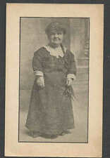 Ca 1914 PPC* VINTAGE LITTLE CIRCUS LADY?