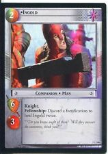 Lord Of The Rings Foil CCG Card RotK 7.C106 Ingold