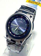 New Casio AW-80D-2A Sports Analog Digital Databank World Time Alarm Men's Watch