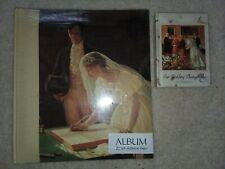 Victorian Wedding Albums