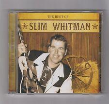 SLIM WHITMAN  =  {CD - 16 TRACKS}  =  THE BEST OF SLIM WHITMAN  =