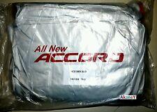 2014-21 Honda Accord Sedan Car Cover Breathable Body Dust &UV Protection 4 doors