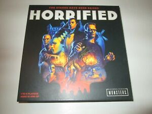 Ravensburger 60001836 Horrified Universal Monsters Strategy Board Game