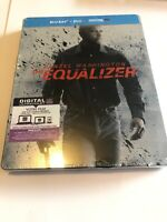 😍 blu-ray dvd neuf sous blister the equalizer denzel washinton steelbook