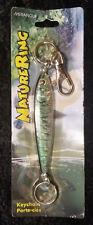 """Fish Keychain """"Naturering"""" by Merangue International - Brand New"""