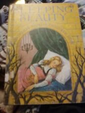 Vintage 1966 Sleeping Beauty and Other Stories Children Love Illustrated exlib
