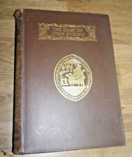 The Diary of John Evelyn with an Introduction & Notes 1908 Hardback Macmillan