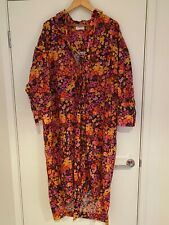 Obus Jubilee Shirt Dress Size 1 EUC