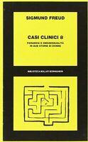 Casi clinici 8Freud sigmundbollati boringhieriomosessualita donne psicologia