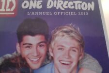 MUSIC/ POP CULTURE/  IN FRENCH/ ONE DIRECTION/ L'ANNUEL OFFICIEL 2013