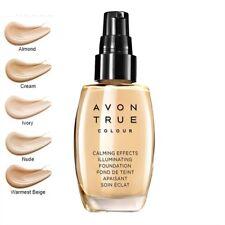 Avon True Colour Calming Effects Illuminating Foundation Dry&Sensitive Skin 30ml