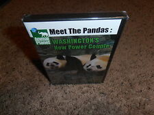 MEET THE PANDAS: WASHINGTON'S NEW POWER COUPLE dvd BRAND NEW SEALED movie