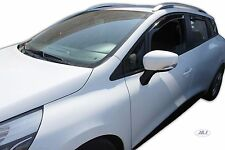 Wind Deflectors For 2015 Renault Clio Ebay