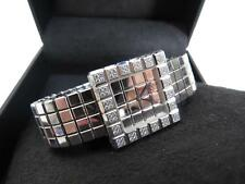 Chopard Ice Cube 18K White Gold Diamond Ladies Watch