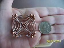 Energy Generator Activator Hot Plate Orgone Making Supplies Reiki Crystal Grid C