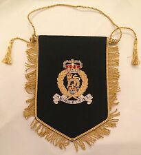 AGC Pennant, Flag, Army, Military, Gift, Present, Badge, Framing, Adjutant Corps