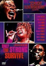 Only the Strong Survive (OmU) von Chris Hegedus | DVD | Zustand gut