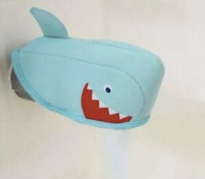 New Target Pillowfort Blue Shark Spout Cover