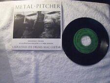"METAL PITCHER ""A Careful Workman"" 7"" indie rock Excellent NM"
