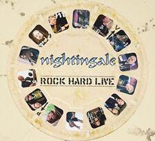 Nightingale - Rock Hard Live [CD]