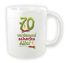 85a967a9b09 Lustige Spruch-Tasse zum 70. Geburtstag: