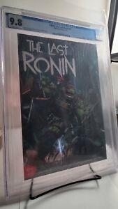 Teenage Mutant Ninja Turtles The Last Ronin #2 CGC 9.8