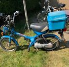 Barn Find Honda Express 2 Nc50gc Moped, Automatic 2 Speed