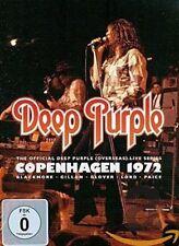 Deep Purple: Live In Copenhagen 1972 [DVD] [2013][Region 2]