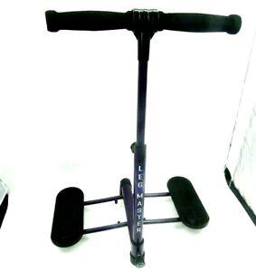 LEG MASTER Slim Total Body Toning & Strengthening Machine Fiona Summers, Purple