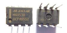 LOT of 10 - MAX538 12-bit digital-to-analog converters NEW, GENUINE